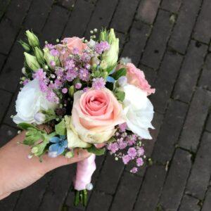 bruidsboeket kleurrijk