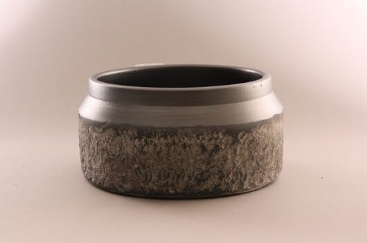 Bowl Antraciet - klein