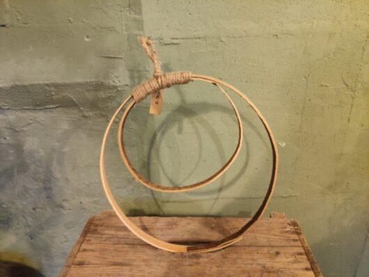 bamboe hanger groot